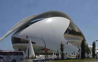 ciudad de las artes e de las ciencias 3.
