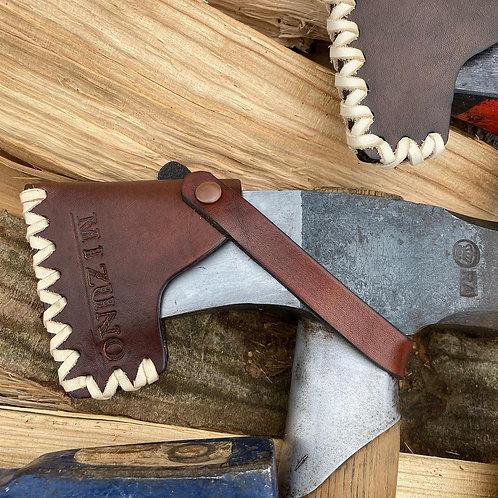 斧カバー(牛本革)