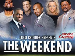 EXCLUSIVE INTERVIEW WITH COCO BROTHER & BISHOP EDDIE LONG!