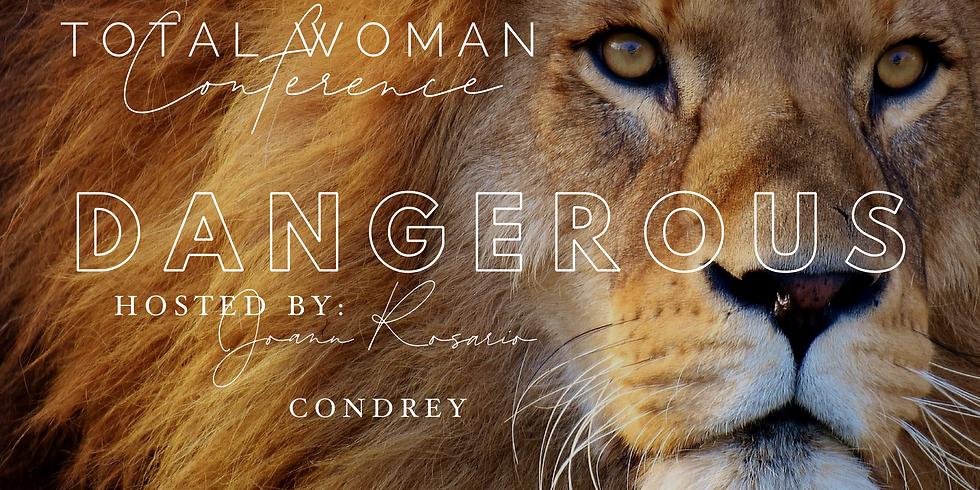 TOTAL WOMAN 2020 : DANGEROUS