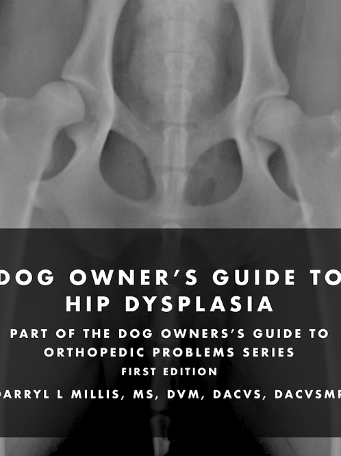 10 pack Dog Owner's Guide to Hip Dysplasia
