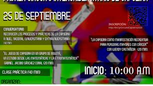 CIRCUITO UNIVERSITARIO DE CAPOEIRA