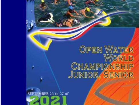 OPEN WATER WORLD CHAMPIONSHIPJUNIOR, SENIOR