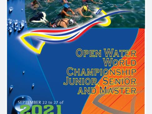 OPEN WATER WORLD CHAMPIONSHIP JUNIOR SENIOR AND MASTER