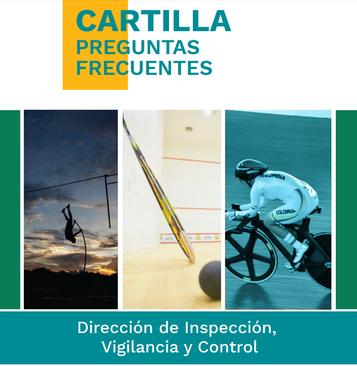 CARTILLA PREGUNTAS FRECUENTES MINISTERIO DEL DEPORTE