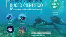 INVITACIÓN - 1 SIMPOSIO INTERNACIONAL DE BUCEO CIENTÍFICO