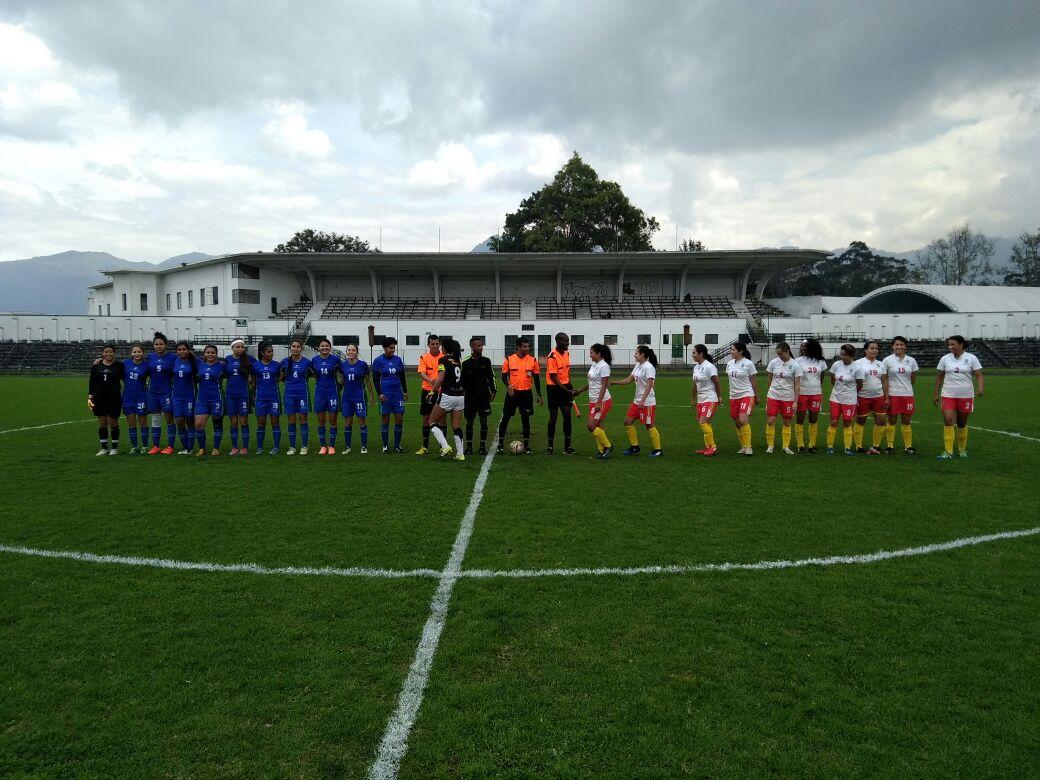 Fútbol Femenino - SUE