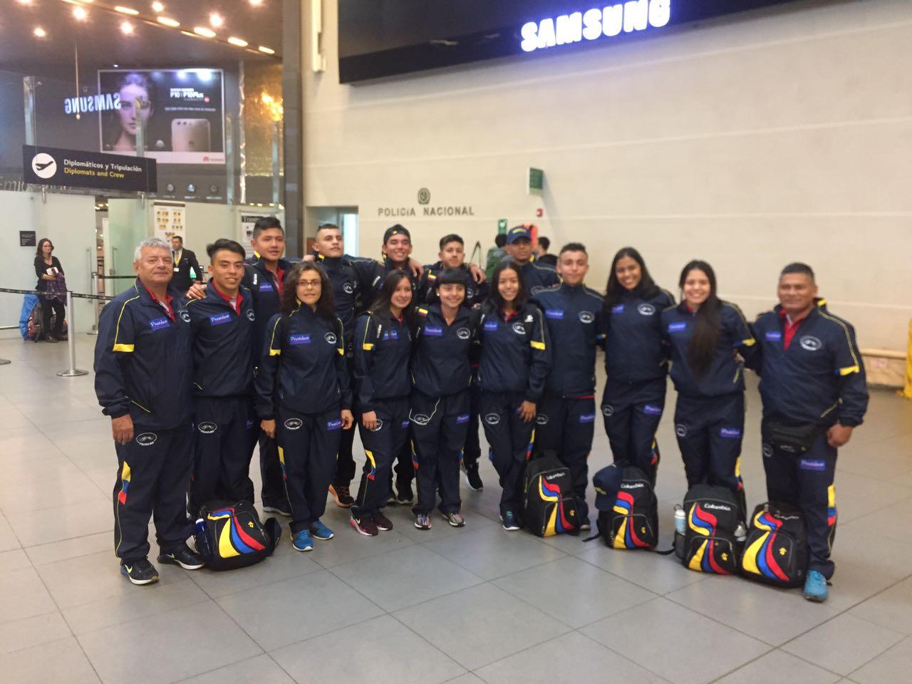 Selección Colombia Juvenil