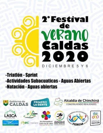 2do. FESTIVAL DE VERANO CALDAS 2020