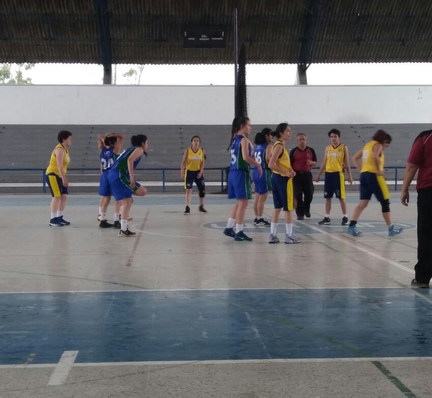 Baloncesto - SUE