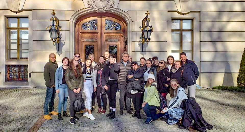 Erasmus: Creativity by Music