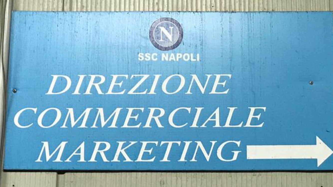 Marketing Scuola Calcio Napoli