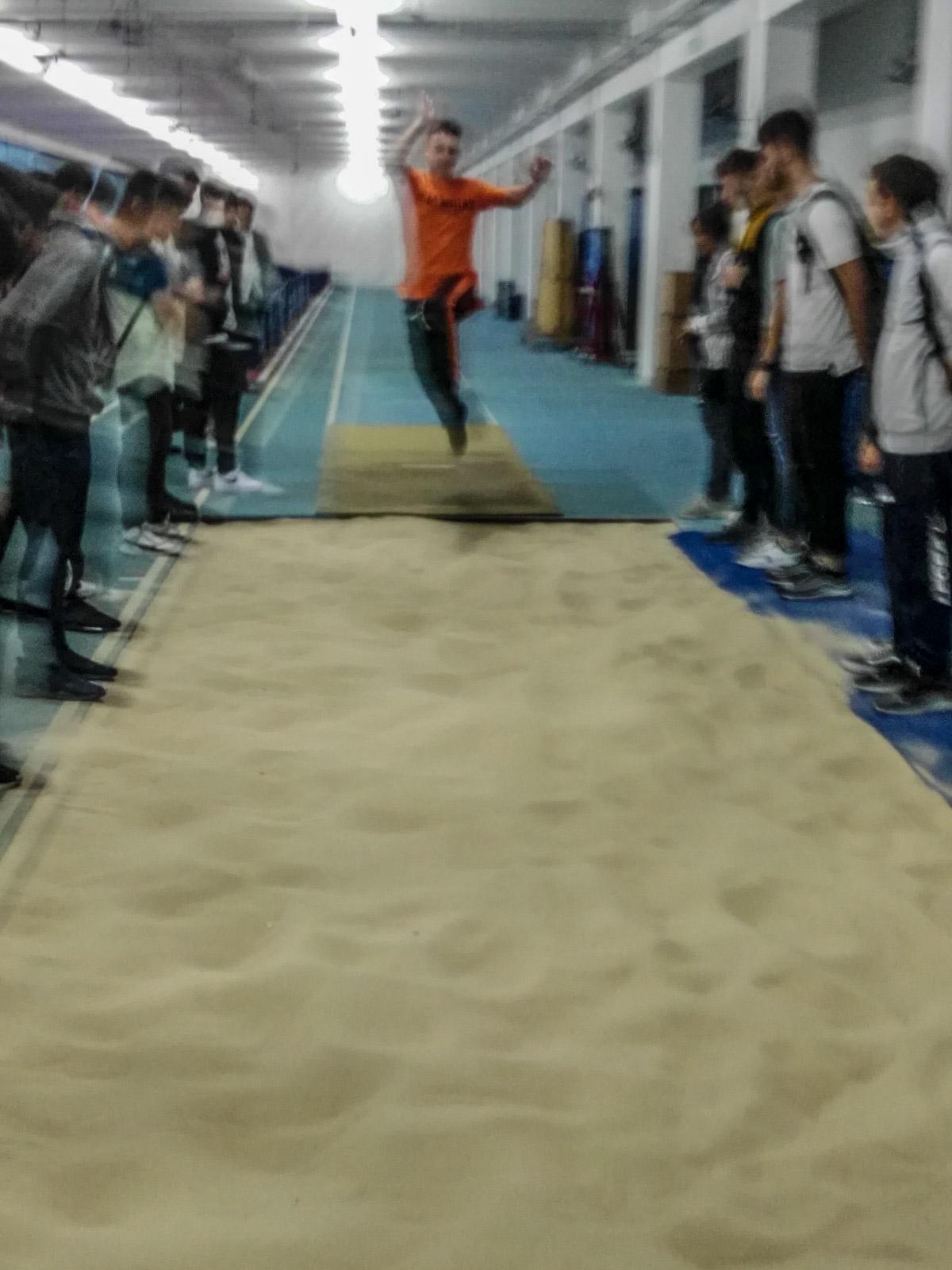 Preparazione Olimpionica