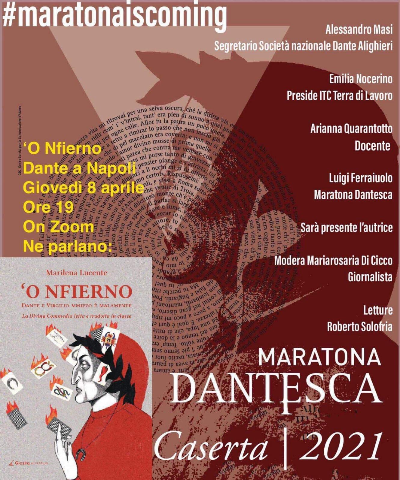 Maratona Dantesca - Caserta