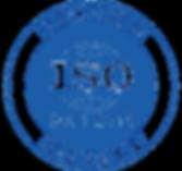ISO 9001:2015 Certified Company Logo