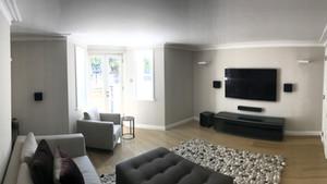 5.1 Media room install