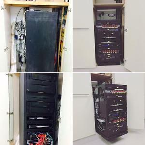 Rack Upgrade