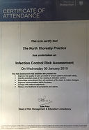 Infection Control Risk Assesment