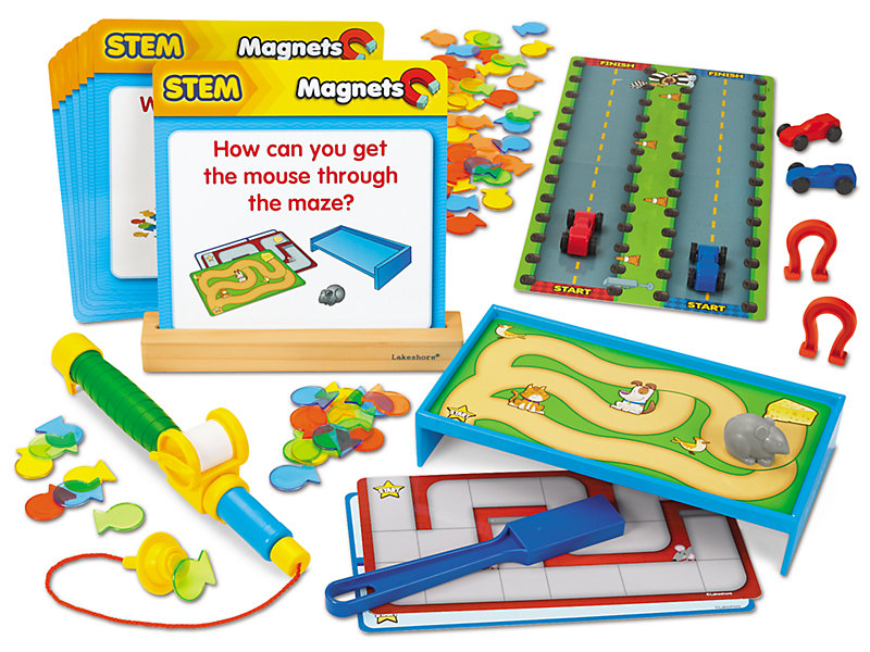 STEM Science Station: Magnets