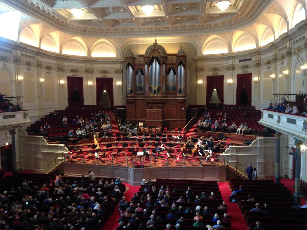 Concertgebouw - Main Hall
