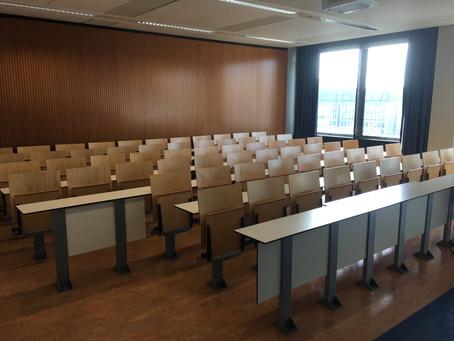 Academic impressions of VU Amsterdam