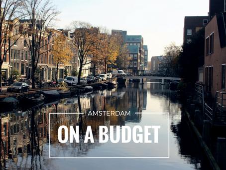 Amsterdam on a budget!