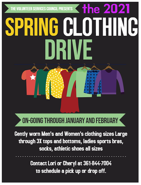 2021 Spring Clothing Donation Drive.PNG