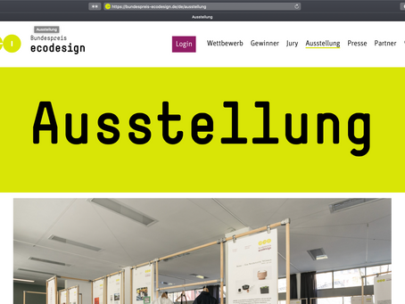 Standard T @ Bundespreis Ecodesign