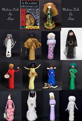 Medicine Dolls - 13 mères Originelles