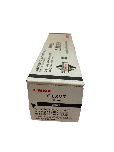 7814A002 Canon C-EXV7 Toner BK