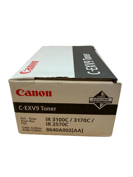 8640A002 Canon C-EXV9 Toner schwarz