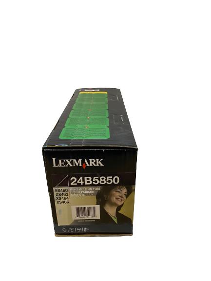 24B5850 Lexmark Toner schwarz