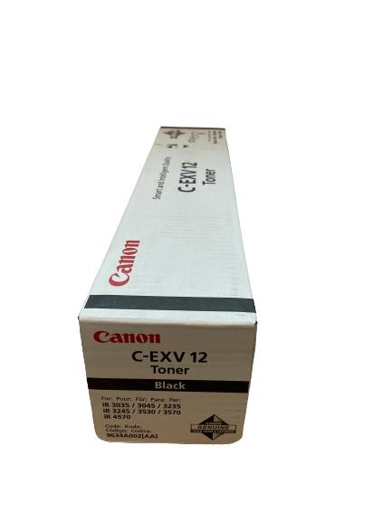 9634A002 Canon C-EXV12 Toner schwarz
