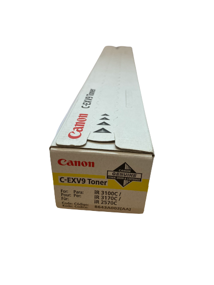 8643A002 Canon C-EXV9 Toner gelb