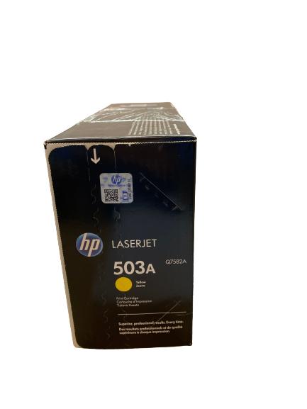 Q7582A HP 503A Toner yellow