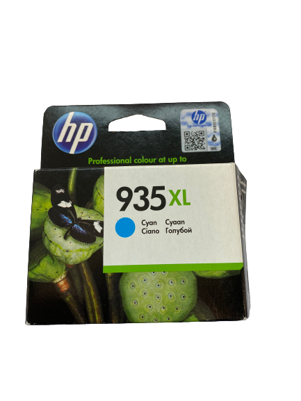 C2P24AE HP 935XL Original Ink Cartridge cyan 825 Pages