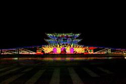 광화문 빛너울|Gwanghwamun Gate Light Wave