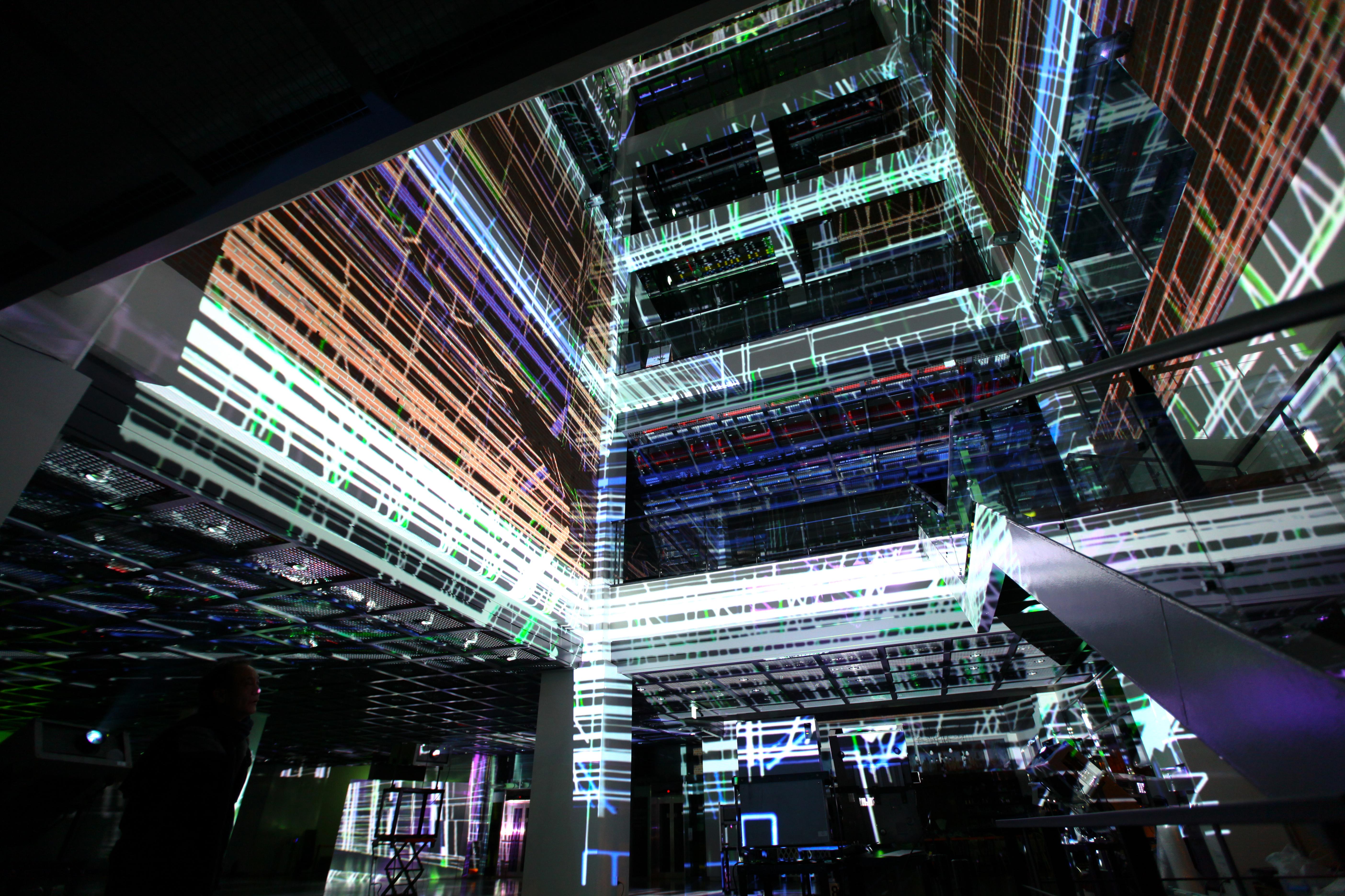 Daegu Art Factory Media Facade