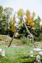 Cherryvale Weddings, Arbor