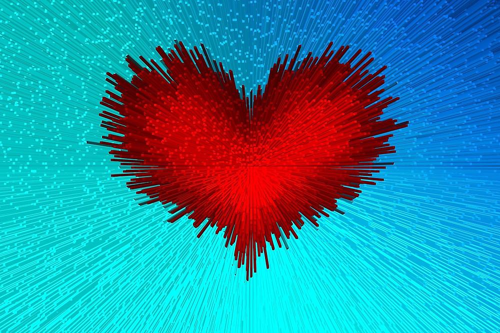 véritable pont d'amour
