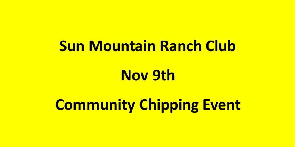 Sun Mountain Ranch Club HOA Nov 9th