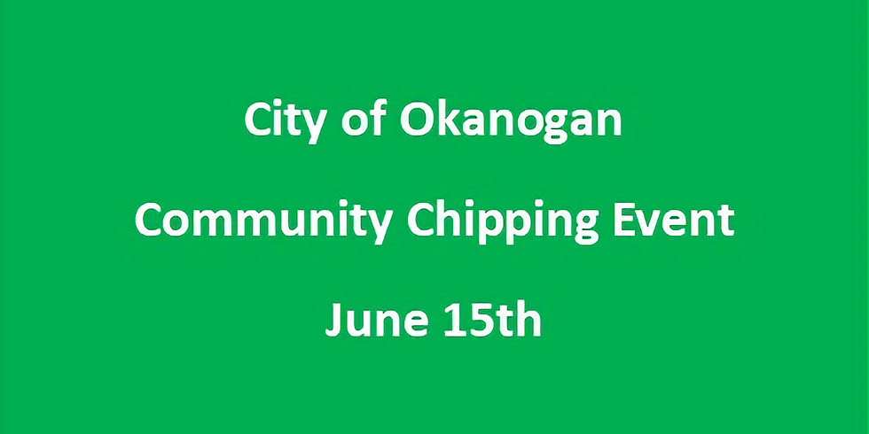 City of Okanogan June 15th