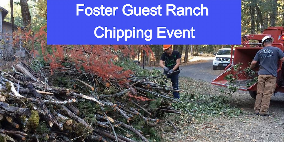 Foster Guest Ranch November 12th