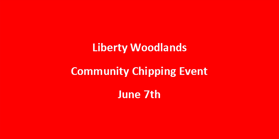 Liberty Woodlands HOA June 7th
