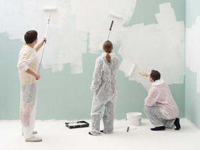 Excellent Interior Painting Services
