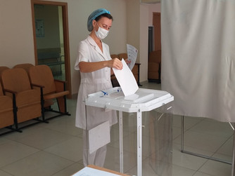 Выборы в Государственную Думу и досрочные выборы губернатора Пензенской области