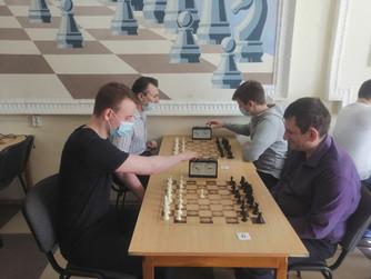 Турнир по шахматам среди работников учреждений здравоохранения