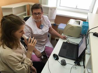 Центр здоровья для детей получил новое оборудование.