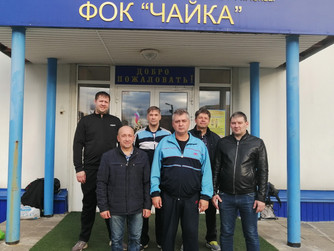 Сотрудники ГБУЗ «ПОДКБ им. Н.Ф. Филатова» приняли участие и заняли 3 место в соревнованиях по мини-ф