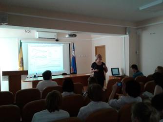 Конференция «Современные аспекты муковисцидоза у детей»